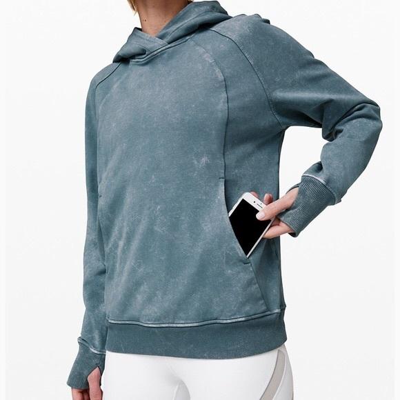 lululemon athletica Tops - NEW Lululemon Pullover Scuba Hoodie
